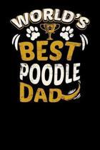 World's Best Poodle Dad