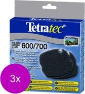 Tetra Tec Ex Bf Bio Filterschuim - Filtermateriaal - 3 x 2 stuks 400-600