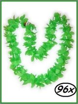 96x Hawai slinger groen