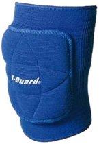 K-guard Champ Kniebeschermer Volleybal Unisex Blauw Maat L