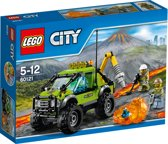 LEGO City Vulkaan Onderzoekstruck - 60121