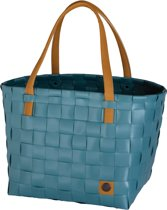 Handed By Color Block - Shopper - Blauw groen