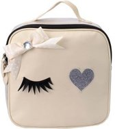 Zebra Trends Kinderrugzak 20 liter - Lashes White