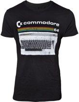 Commodore 64 - Classic Keyboard T-shirt - 2XL