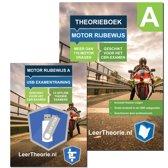 LeerTheorie.nl Motor Rijbewijs A 2019 met USB