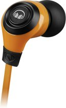 Monster MobileTalk In-Ear Headphones Juice Orange with ControlTalk