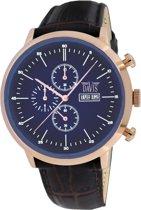 Davis 1957 Analoog Heren Quartz horloge