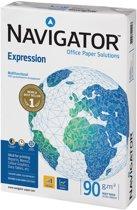6x Navigator Expression presentatiepapier A4, 90gr, pak a 500 vel