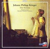 Trio Sonates: Sonate A Due Violine