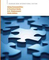 Using Econometrics: Pearson  International Edition