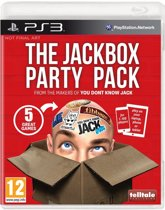 Jackbox Games Party Pack Vol.1 - PS3