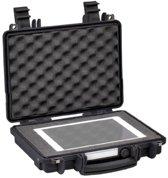Explorer Cases 3005 Koffer Zwart met Plukschuim