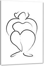 Signatura V - 40x60 cm - Anne Waltz - PixaPrint - WE-0005-1