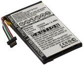 Batterij voor Navigon 2100 Max Li-Polymer