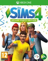 De Sims 4 - Deluxe Party Edition - Xbox One