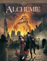 Collectie 18 -  Alchemie 001/2 De vuurproef