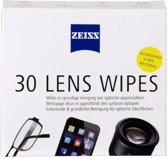 Zeiss Lens Wipes - 30 Reinigingsdoekjes