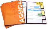 Planschrift A4 (set van 4) / Planner 2020 / Jaargangvrij