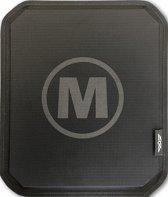 Meret M4L Ballistic armor protection panel | Kogelwerende plaat voor in een rugzak | Zwart