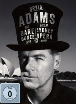 Bryan Adams - Live At Sydney Opera House: The Bare Bones Tour (Dvd + Cd) (Import)