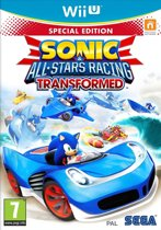 Sonic All-Star Racing: Transformed /Wii-U
