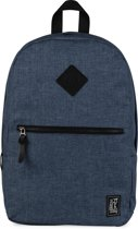The Pack Society Commuter Rugzak - Light Blue Duo Tone