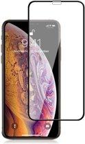 iPhone 11 Pro - Full-Cover Tempered Glass - Zwart