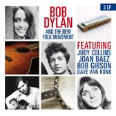 Bob Dylan And The New Folk Movement (LP)