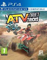 ATV Drift & Tricks VR Compatible PS4