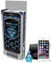 Wowfixit - vloeistof / liquid tempered glass screenprotector voor iPhone 8 / 8 Plus  - 9H