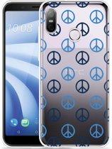 HTC U12 Life Hoesje Peace