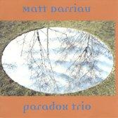 Matt Darriau's Paradox Trio