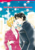 Hot Boss, Boardroom Mistress (Harlequin Comics)