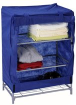 Storage Solutions - Campingkast - Blauw