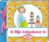 Mijn Babyshower  Pauline Oud - Invulboek - Aanstaande Moeder
