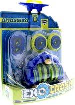 Exocrash Gorilla Dark Blue