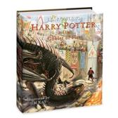 Harry potter (04): harry potter and the goblet of fire (illustrated edition)