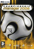 Championship Manager 2006 /PC - Windows