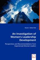 An Investigation of Women's Leadership Development