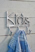 Rivièra Maison Coatrack Kids - Kapstok - Aluminium