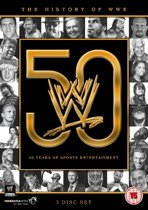 The History Of Wwe 50 Years Of Spor