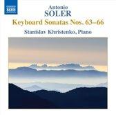 Keyboard Sonatas Nos. 63-66