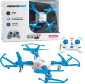 Ninco quadcopter Air Orbit Cam blauw/wit 18 cm