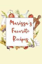 Marissa's Favorite Recipes