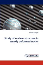 Study of Nuclear Structure in Weakly Deformed Nuclei