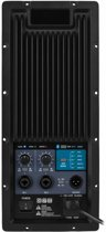 Dayton Audio PMA800DSP 2-Way Plate Amplifier 800W 2-Channel with DSP and Bluetooth - 1000 Hz Crossover
