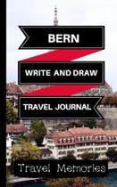 Bern Write and Draw Travel Journal