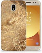 Samsung Galaxy J5 2017 TPU Hoesje Design Marmer