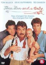 THREE MAN AND A BABY DVD NL/FR
