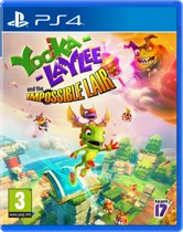 Yooka-Laylee & The Impossible Lair (PS4)